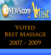 San Diegos Best Massage - Sports Massage - Deep Tissue Massage - Trigger Point Massage - Prenatal Massage San Diego