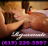 Rejuvenate and Restore with massage san diego (619) 220-5997