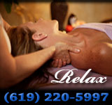 Relax with massage san diego (619) 220-5997